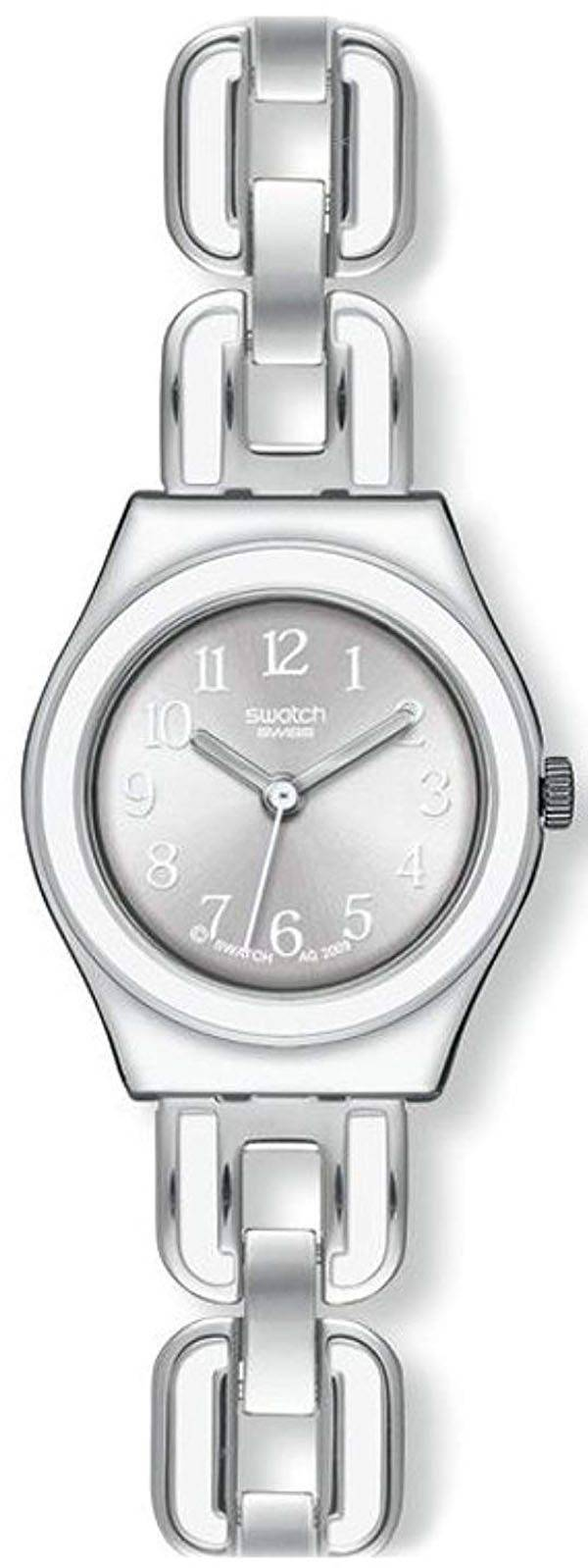 Montre Swatch Irony chaîne blanc Quartz YSS254G féminin