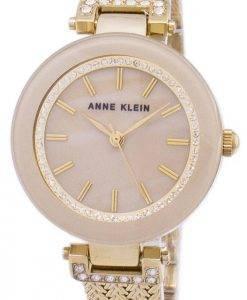 Anne Klein Quartz diamant Accents 1906TMGB Women Watch