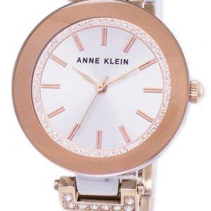 Anne Klein Quartz diamant Accents 1907SVRT Women Watch