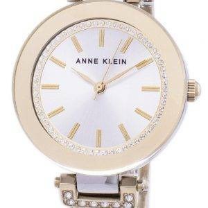 Anne Klein Quartz diamant Accents 1907SVTT Women Watch