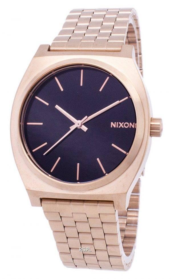 Montre Nixon Time Teller Quartz A045-2598-00 hommes
