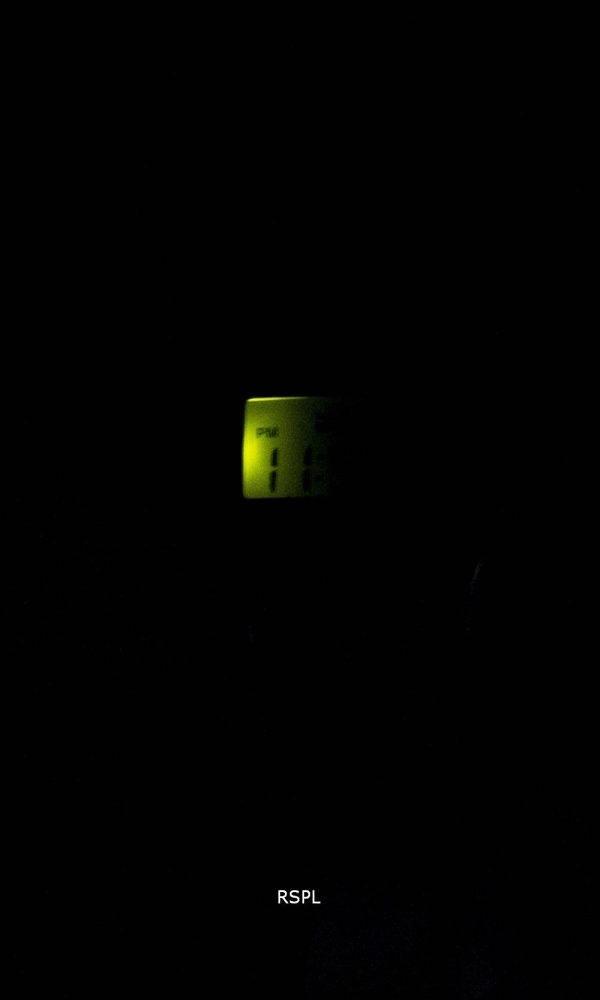 Montre Casio Digital alarme Chrono acier inoxydable A159WA-N1DF A159WA-N1 masculine