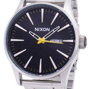 Montre Nixon Sentry Quartz SS A356-1227-00 masculin