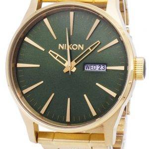 Montre Nixon Sentry Quartz SS A356-1919-00 masculin