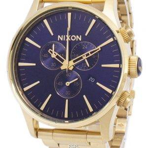 Montre Nixon Sentry Chrono Quartz A386-1922-00 masculin