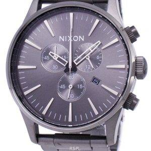 Montre Nixon Sentry Chrono Quartz A386-632-00 masculin