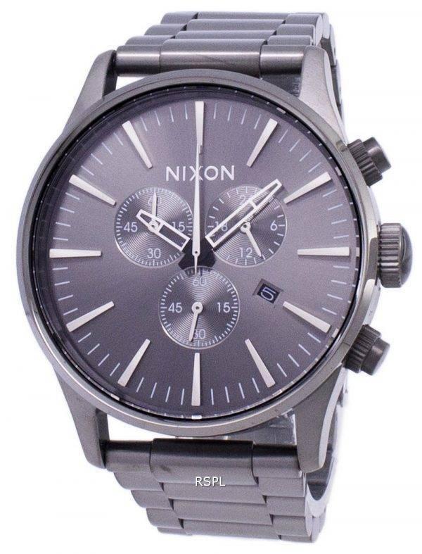 Montre Nixon Sentry Chrono Quartz A386-632-00 masculin