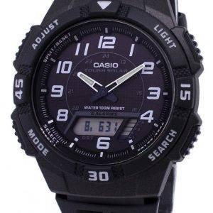 Analogique Casio numérique jeunesse série AQ-S800W-1BVDF AQ-S800W-1BV montre homme