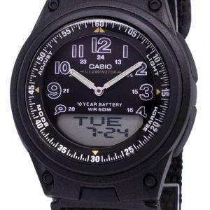 Analogique Casio numérique fiche illuminateur AW-80V-1BVDF AW-80V-1BV montre homme
