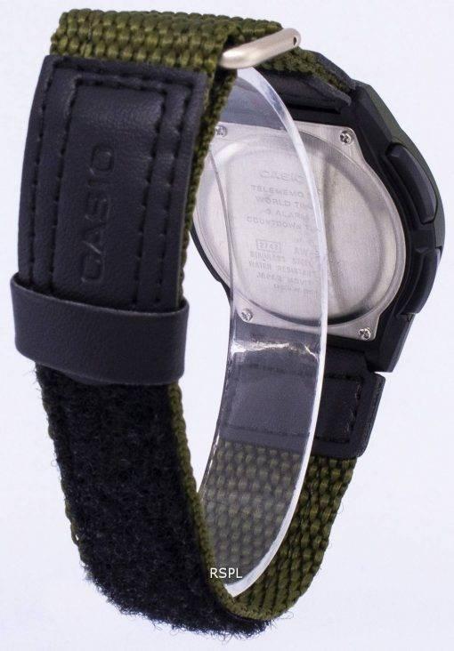 Analogique Casio numérique fiche illuminateur AW-80V-3BVDF AW-80V-3BV montre homme