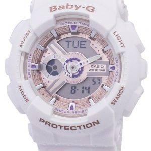 Casio Baby-G résistant aux chocs monde temps BA110CH de BA-110CH-7 a-7 a Women Watch