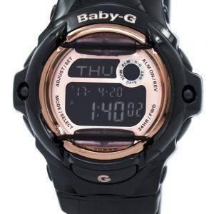 Casio Baby-G numérique World Time Databank BG-169g-1 Montre Femme