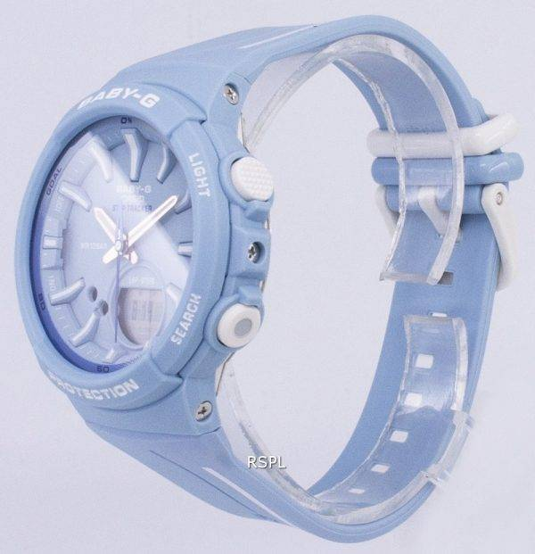 Casio Baby-G étape Tracker résistant aux chocs BGS-100RT-2 a BGS100RT-2 a Women Watch