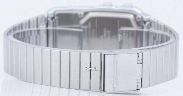 Casio Digital inox Banque de données multilingue DBC-611-1DF DBC-611-1 montre homme