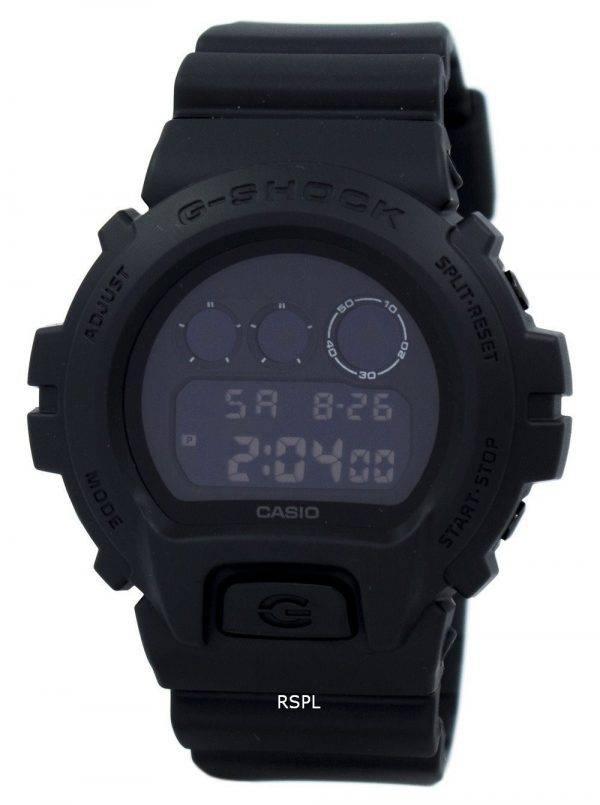 Watch alarme numérique Casio G-Shock DW-6900BB-1ER hommes de
