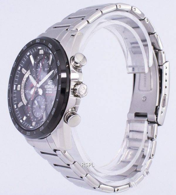 Casio Edifice Chronograph solaire EQS900DB-1AV NQE-900DB-1AV Men Watch