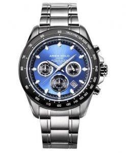 Aries or inspirer montre Drifter Chronographe Quartz G 7001 SBK-BU homme