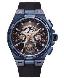 Aries or inspirer montre foudre Quartz G 7003 BU-BKRG homme