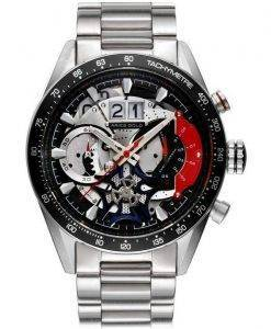 Aries or inspirer montre Jolter Quartz G 7008 S-BK homme