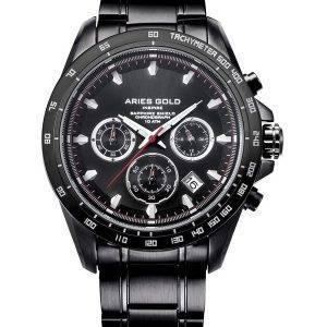 Aries or inspirer montre Drifter Chronographe Quartz G 7001 BK-BK homme