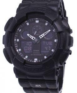 Analogique numérique Casio G-Shock 200M GA100BT-1 a GA-100BT-1 a montre homme