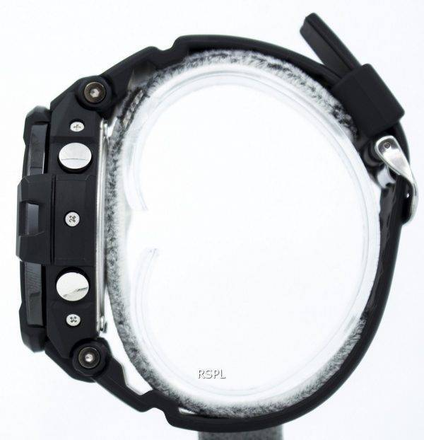 Montre Casio G-Shock Sensor GRAVITYMASTER jumeaux Heure monde GA-1100-1A3 Hommes