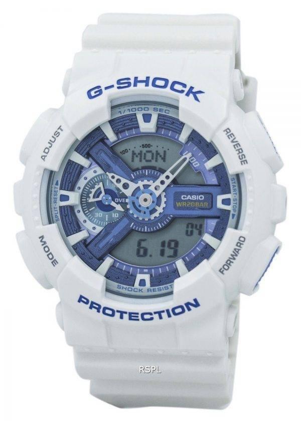 Analogique numérique Casio G-Shock 200M GA-110WB-7 a montre homme