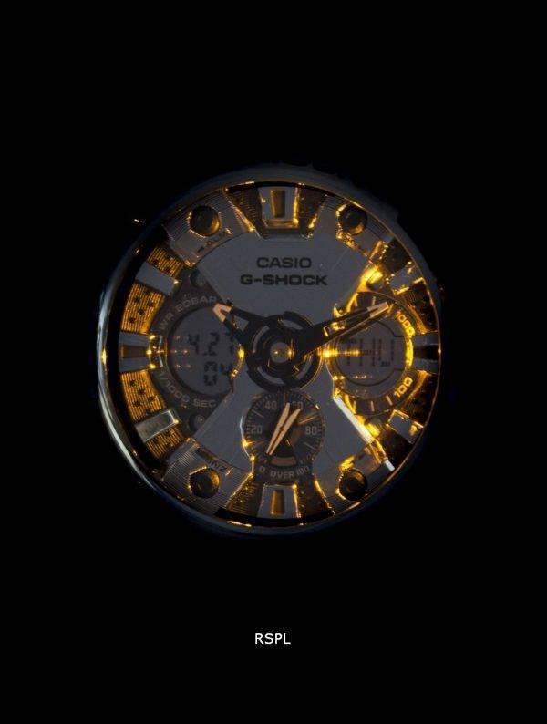 Montre Casio G-Shock GA-200BW-1ADR hommes