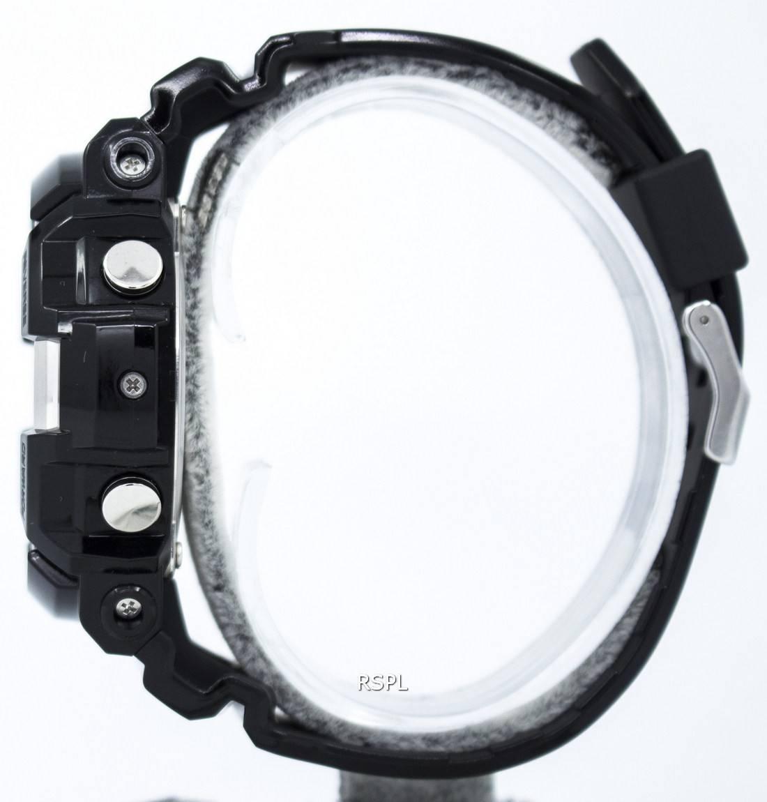 Montre Casio G Shock GA 200BW 1ADR hommes France  kLISr
