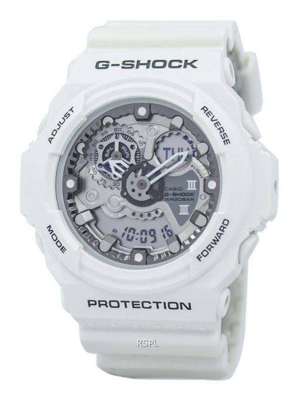 Analogique numérique Casio G-Shock GA-300-7ADR