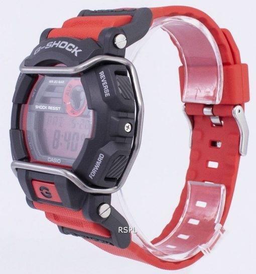 Montre Casio G-Shock illuminateur Super alerte Flash 200M GD-400-4 hommes