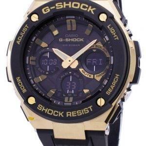 Casio G-Shock G-acier analogique-numérique mondiale temps TPS-S100G-1 a montre homme