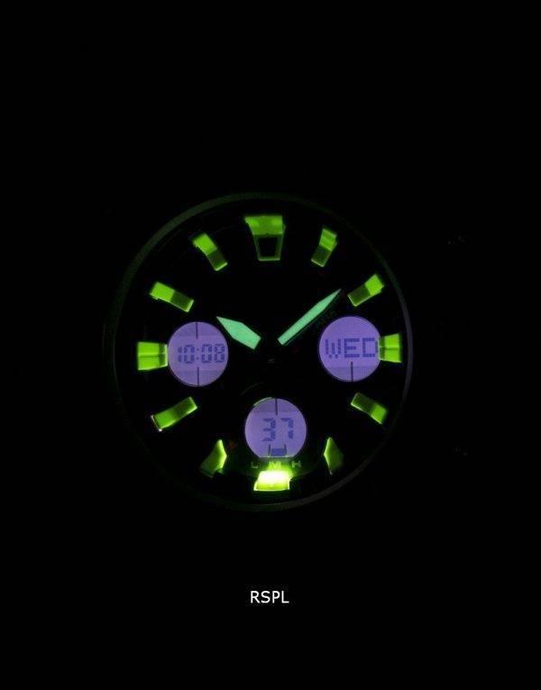 Casio G-Shock Tough Solar résistant aux chocs TPS-S130L-1 a montre homme