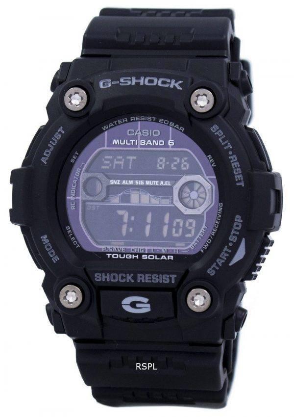 Casio G-Shock Multi bandes 6 Tough Solar numérique GW-7900-1ER montre homme