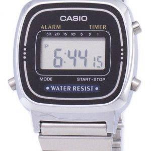 Alarme Casio Digital Classic minuterie LA670WA-1DF LA670WA-1 Montre Femme