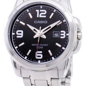 Montre Casio Enticer Quartz analogique LTP-1314D-1AVDF LTP-1314D-1AV féminin