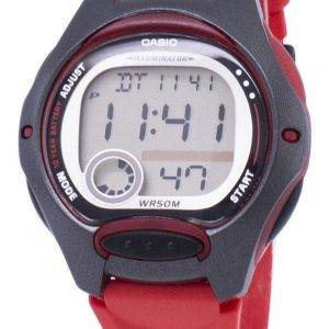 Montre Casio Digital Sports Illuminateur LW-200-4AVDF femmes