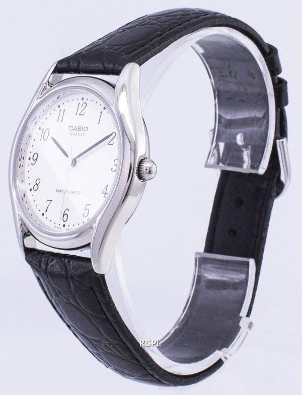 Montre Casio Quartz cadran blanc 7BDF-1094-PSG PSG-1094-7 b masculine