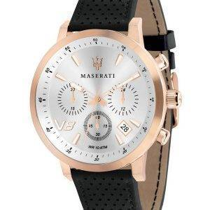 Maserati Granturismo Chronographe Quartz R8871134001 montre homme