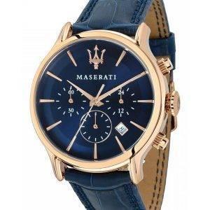 Maserati Epoca Chronographe Quartz R8871618007 montre homme