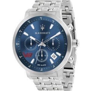 Maserati Granturismo Chronographe Quartz R8873134002 montre homme