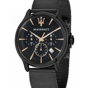 Maserati Epoca Chronographe Quartz R8873618006 montre homme