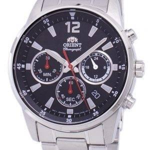 Orienter les Sports Chronographe Quartz RA-KV0001B10B montre homme