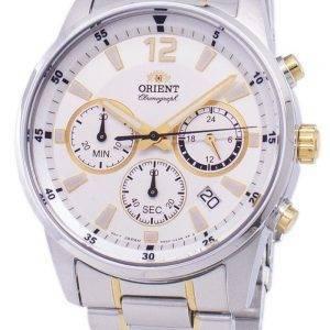 Orienter les Sports Chronographe Quartz RA-KV0003S10B montre homme