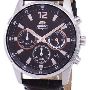 Orienter le Chronographe Quartz RA-KV0006Y10B montre homme