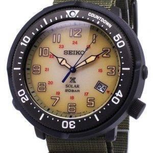 Seiko Prospex Fieldmaster solaire 200M SBDJ029 SBDJ029J1 SBDJ029J hommes