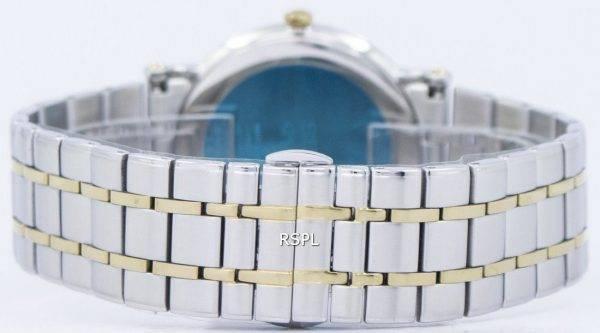 Montre Seiko Premier Quartz analogique SKP400 SKP400P1 SKP400P hommes