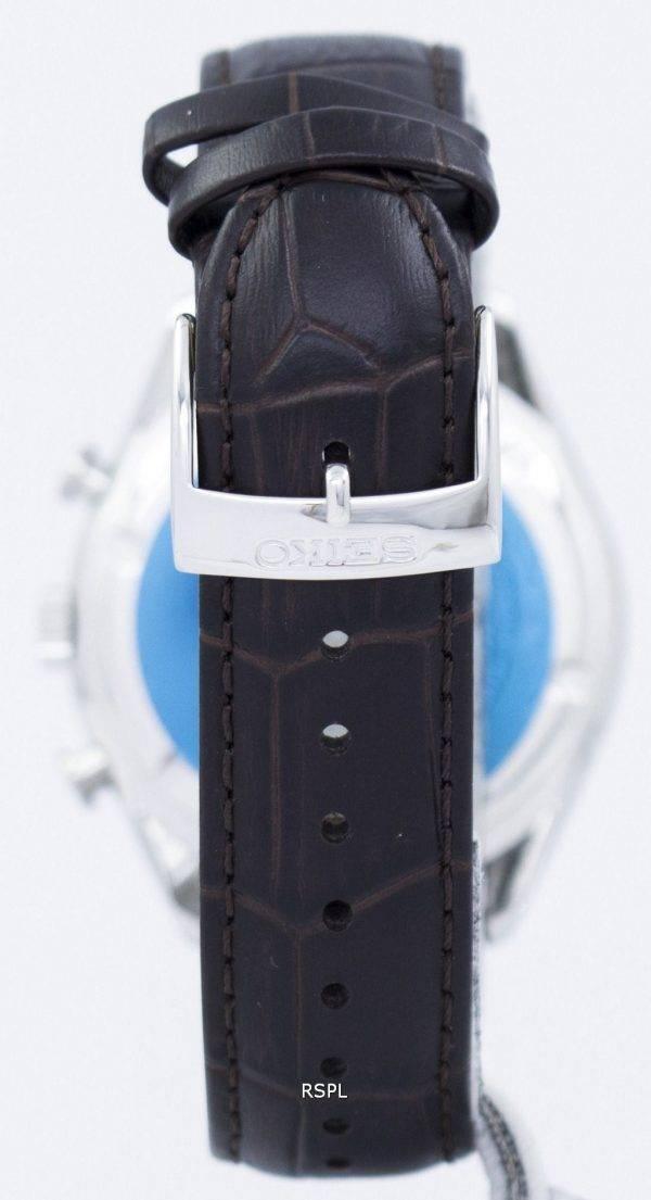 Montre Seiko classique Chronographe Quartz SSB293 SSB293P1 SSB293P hommes