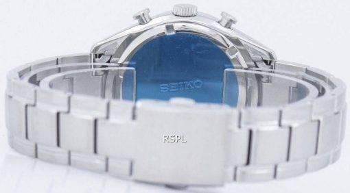Montre Seiko classique Chronographe Quartz SSB295 SSB295P1 SSB295P hommes
