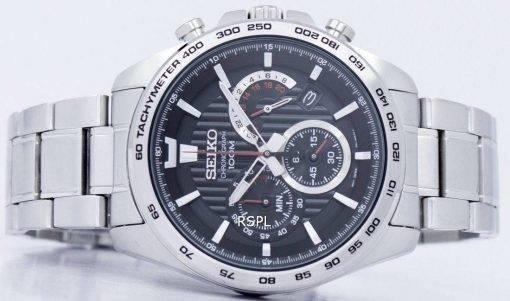 Montre Seiko Sport Chronographe Quartz tachymètre SSB299 SSB299P1 SSB299P hommes